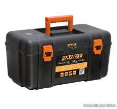 Handy Műanyag szerszámtartó láda, 430 x 250 x 220 mm (10920)