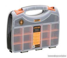 Handy Műanyag, kétoldalas tároló táska, 360x275x80mm (10954) - készlethiány
