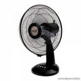 HOME TF 32 Asztali ventilátor, 30 cm átmérő, 40W teljesítmény, fekete