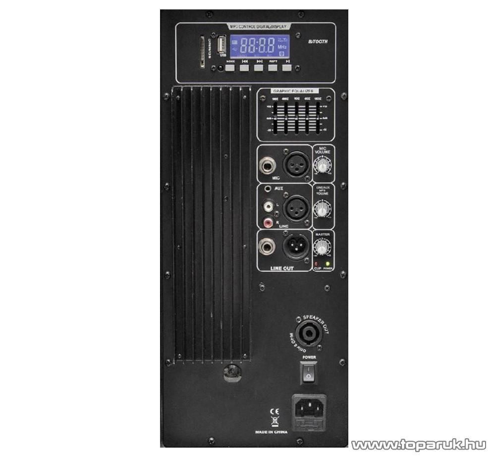 SAL PAX 41BT Bluetooth aktív zenekari hangdoboz és multimédia lejátszó + távirányító, 300200 W