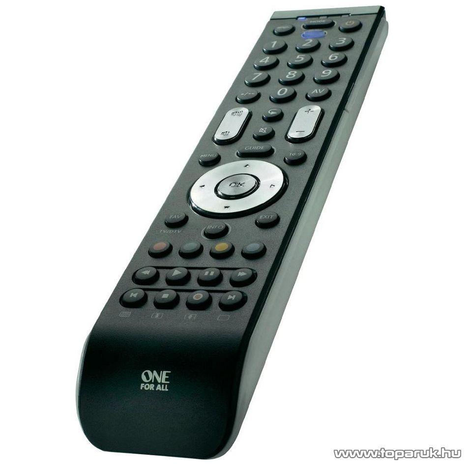 e2c40e4e1a0e One For All URC 7130 Univerzális TV távirányító, LCD, LED és plazma  televíziókhoz,