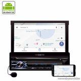 """SAL voXbox VB X800i Autórádió és multimédia lejátszó távirányítóval, 7,0""""-os LCD kijelzővel"""
