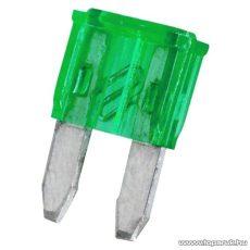 neXus Mini késes biztosíték, 11x8,6 mm, 30A, 25 db / csomag (05368)