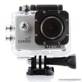 SJCAM SJ4000 WiFi sportkamera (FullHD-s és Wifi-s kalandkamera) vízálló házzal, ezüst
